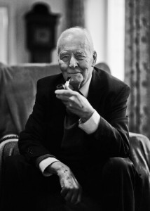 Tony Benn, formerly Viscount Stansgate - first peer to renounce his title